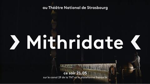 """Mithridate"" - Jean Racine/Éric Vigner (Captation intégrale)"