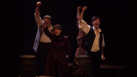 """""""Les Misérables"""" - Victor Hugo/Manon Montel (Captation intégrale - SVOD)"""