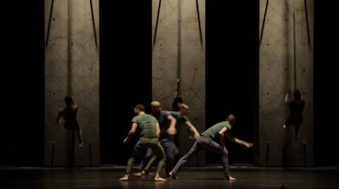 « Vertikal » de Mourad Merzouki à Montpellier Danse (captation intégrale)