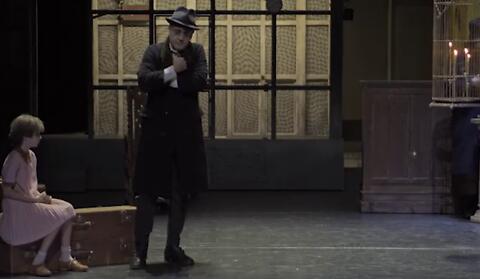 """La Fuite !"" Mikhaïl Boulgakov , Macha Makeïeff (captation intégrale)"