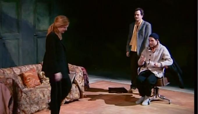 """""""Derniers remords avant l'oubli"""", Jean-Luc Lagarce, Jean-Pierre Vincent (captation intégrale)"""