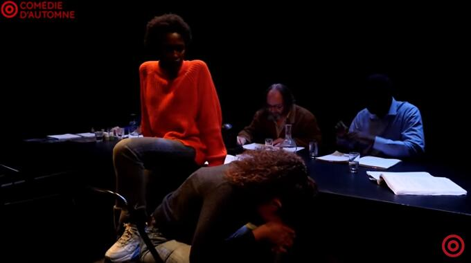 """Théâtre à la table : """"Bajazet"""", de Jean Racine (Comedie française)"""