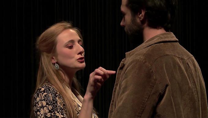 """""""L'Annonce faite à Marie"""" de Claudel, mise en scène Yves Beaunesne (captation intégrale)"""