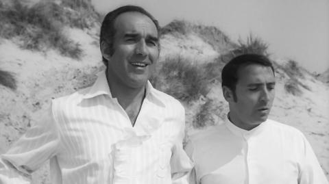 """""""Dom Juan ou Le Festin de pierre"""", Moliere, Marcel Bluwal, avec Michel Piccoli et Claude Brasseur (version intégrale, 1965)"""