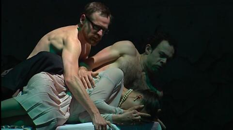 """Tartuffe"", Molière, mise en scène de Stéphane Braunschweig"