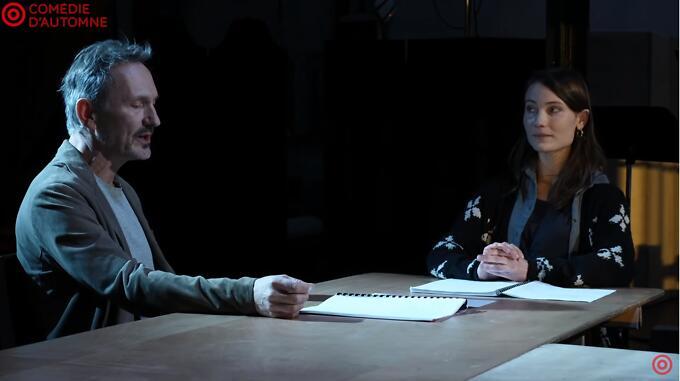 """Théâtre à la table : """"Le Cid"""" - Corneille/Denis Podalydès (Comédie-Française)"""
