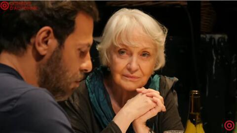 """Théâtre à la table, """"Juste la fin du monde"""", Lagarce, Hervé Pierre (Comédie-française)"""