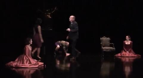 """""""Comme il vous plaira"""", Shakespeare, Christophe Rauck (captation intégrale)"""