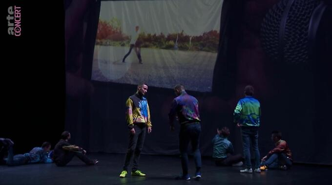 """To da bone"" de (LA) HORDE à la Biennale de la Danse"