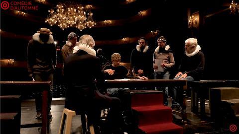 """Théâtre à la table : """"Le Soulier de satin"""", quatrième journée - Paul Claudel/Christian Gonon"""