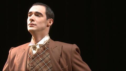 """""""Le Portrait De Dorian Gray"""" - Oscar Wilde/Thomas le Douarec (Captation intégrale - SVOD)"""