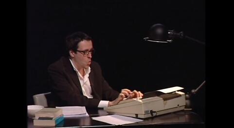 """""""Ébauche d'un portrait"""", Jean-Luc Lagarce, François Berreur, Laurent Poitrenaux (captation intégrale)"""