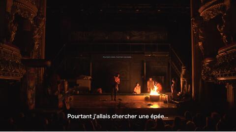 """""""Antigone"""" d'après Sophocle et Brecht par Lucie Berelowitsch"""
