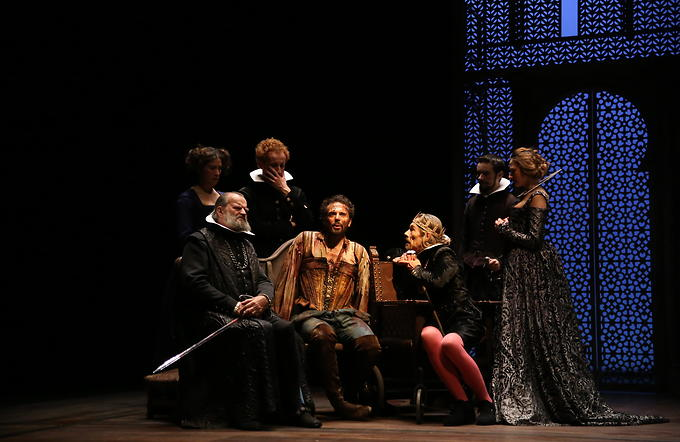 """""""Le Cid"""" de Corneille mis en scène par Yves Beaunesne"""