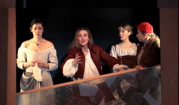 """""""L'École des femmes"""", Molière, Catherine Anne (captation intégrale)"""
