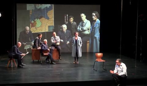 """""""Figaro divorce"""", Odön von Horvath, Christophe Rauck (captation intégrale)"""