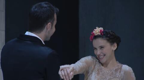 """""""Roméo et Juliette"""" de William Shakespeare, mise en scène Éric Ruf (Diffusion France 5)"""