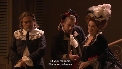"""""""Les Noces de Figaro"""" Mozart, James Gray. L'oeuvre, inspirée du «Mariage de Figaro» de Beaumarchais (captation intégrale"""
