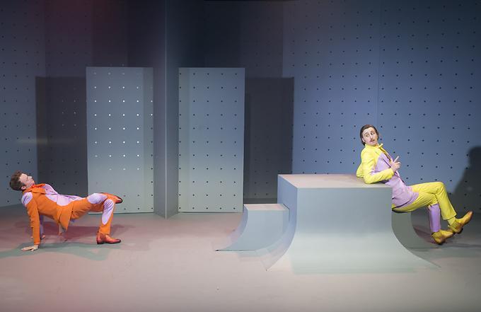 Sulki et Sulku de Jean Michel Ribes au Théâtre du Rond-Point