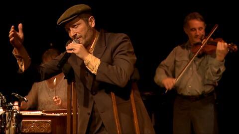 """Welt, histoires et chansons du Yiddishland"" - David Bursztein (Captation intégrale - SVOD)"