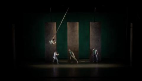 « Vertikal » de Mourad Merzouki à Montpellier Danse