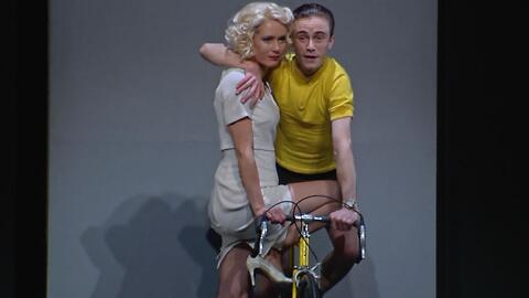 """""""Anquetil tout seul"""" - Paul Fournel/Roland Guenoun (Captation intégrale - SVOD)"""