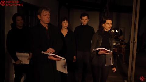 """Théâtre à la table : """"Six personnages en quête d'auteur"""" - L. Pirandello/M. Hands"""