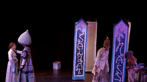 """Aladdin la prophétie"" - Jonathan Dos Santos/Loreleï Daize (Captation intégrale - SVOD)"