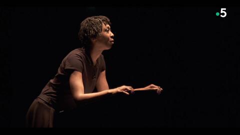"""""""Noire"""" - Stéphane Foenkinos/Tania De Montaigne (Captation intégrale)"""