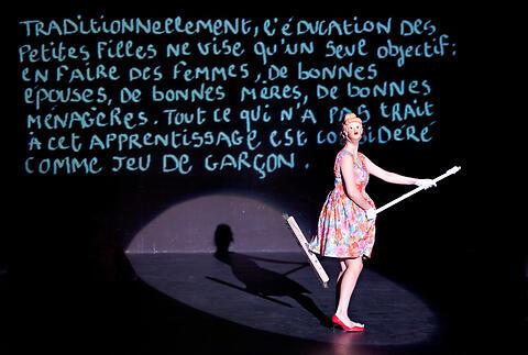 """""""Modèles"""" de Pauline Bureau (Captation intégrale - VOD)"""