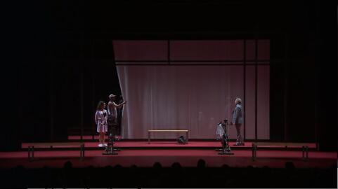 """""""L'école des femmes"""" - Molière, Stéphane Braunschweig (Captation intégrale - SVOD)"""