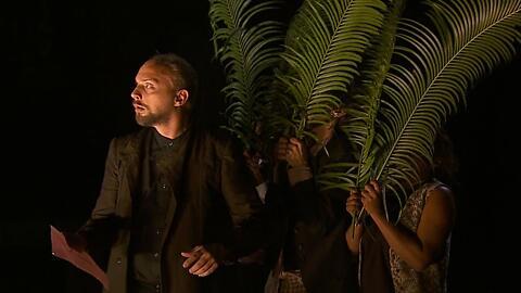 """""""La nuit des Rois"""" - William Shakespeare/Delphine Cottu (Captation intégrale - SVOD)"""