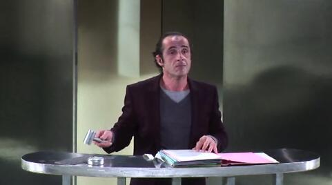"""Comparution immédiate"", Dominique Simonnot, Michel Didym"