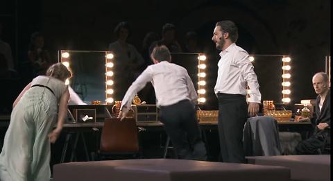 """""""Les Damnés"""" mise en scène de Ivo van Hove (version intégrale)"""