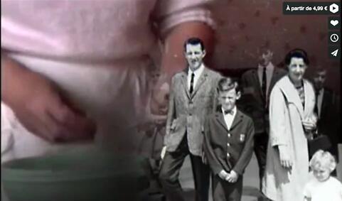 """""""Journal 1"""" une video de Jean-Luc Lagarce qui revient en texte et en images sur les jours qui ont suivi l'annonce de sa maladie"""