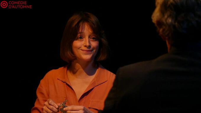 """Théâtre à la table - """"L'École des femmes"""" - Molière/Coraly Zahonero (Comédie-française)"""