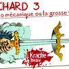 Accueil de « Richard 3, rodéo mécanique ou la grosse teuf »