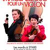 Accueil de « Improbable duo pour un violon »
