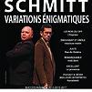 Accueil de « Variations énigmatiques »