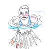 Image de spectacle Le Regard du nageur