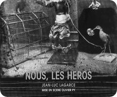 Affiche de Nous, les héros (version sans le père)