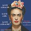 Image de spectacle Frida Kahlo, Esquisse de ma vie