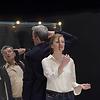 Image de spectacle Une mouette d'après Tchekhov - Quatre rôles pour deux acteurs