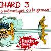 Image de spectacle Richard 3, rodéo mécanique ou la grosse teuf