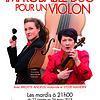 Image de spectacle Improbable duo pour un violon