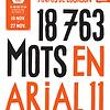 18763 mots en Arial 11