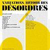 Accueil de « Variations autour des désordres – atelier ouvert »