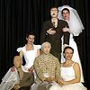 Image de spectacle Albertine, Marthe, Andrée, Claude et les autres