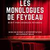 Accueil de « Les Monologues de Feydeau »