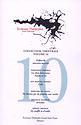 Ecritures Théâtrales N° 10